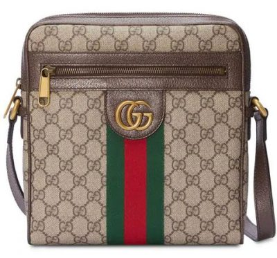Gucci Messenger Bag Worn By Lil Mosey In His Burberry Headband Music Video