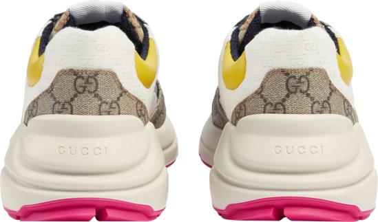 Gucci Multicolor Rhyton Sneakers