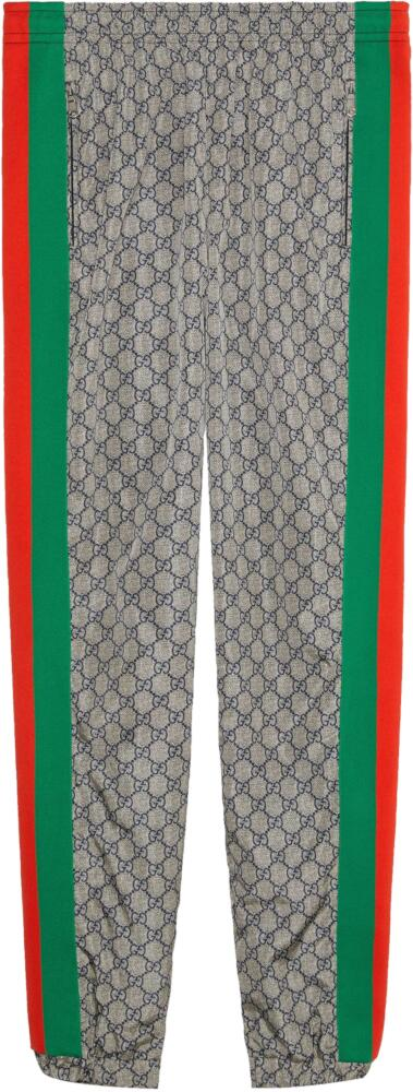 Gucci Oversize Gg Nylon Jogging Pants