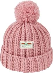 Gucci Pink Knit Hat