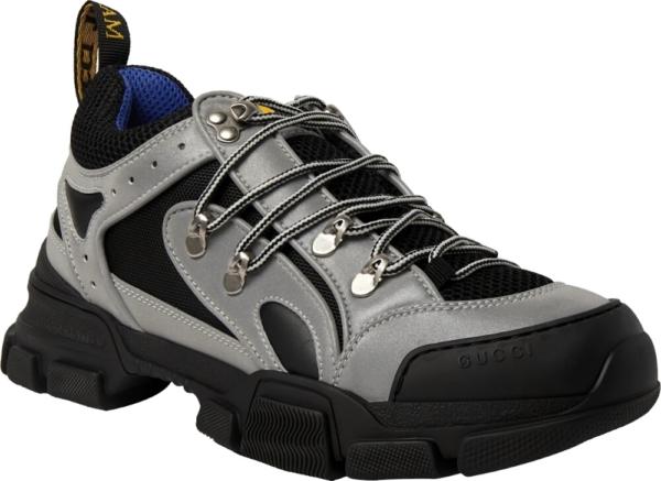 Gucci Reflective Flashtrek Sneakers