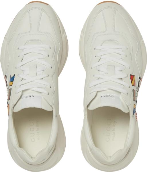 Gucci Rhyton Worldwide Sneakers
