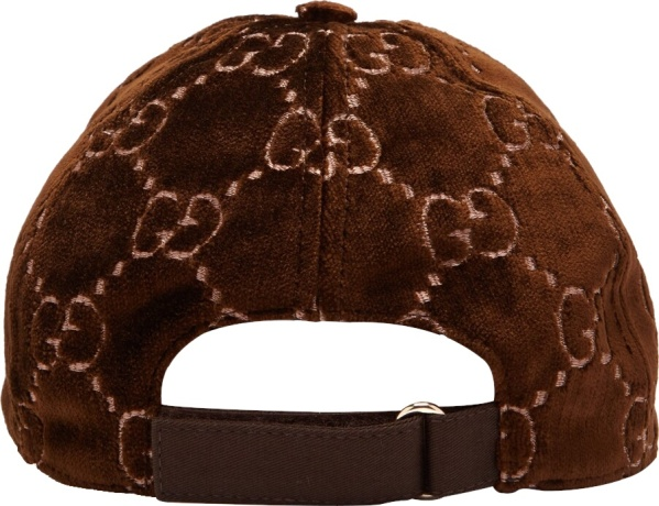 Gucci Velvet Hat