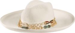 Gucci White Felt Cowboy Hat