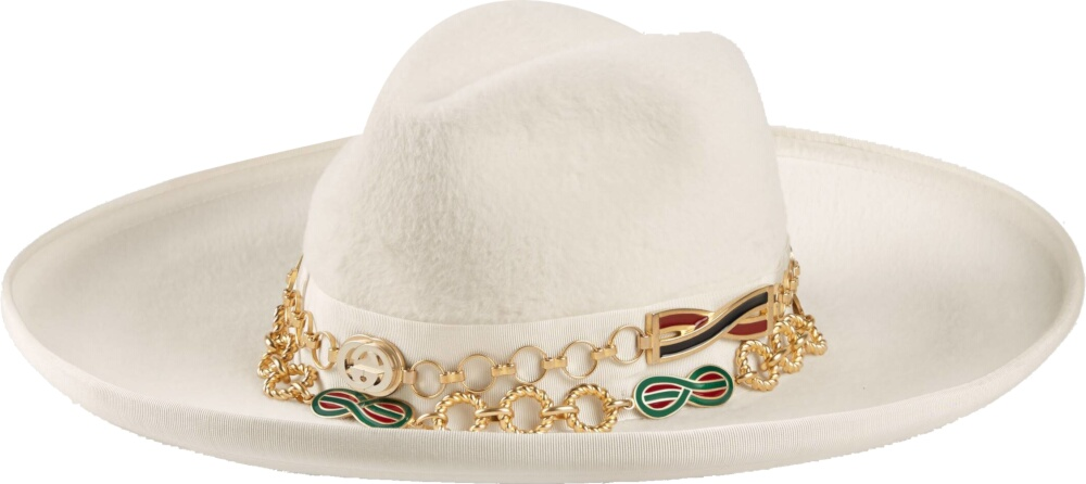 Lyst - Gucci Woven-Straw Panama Hat in White for Men |White Gucci Hat