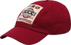 Gucci Worldwide Red Hat