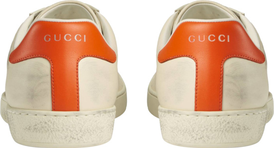 Gucci X Disney Mickey Mouse Ace Lop Top Sneakers