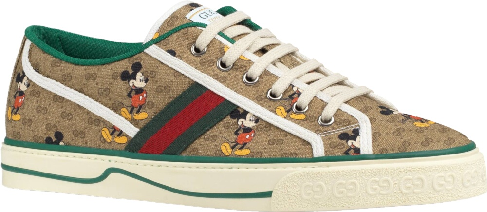 Gucci x Disney 'Tennis 1977' Sneakers