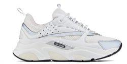 Gunna Instagram Dior White B22 Sneaker