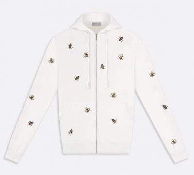 Gunna Richard Millie Plan White Sweatshirt
