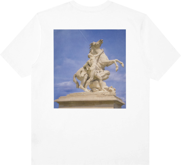 Haron Preston Work Wear Horse T Shirt