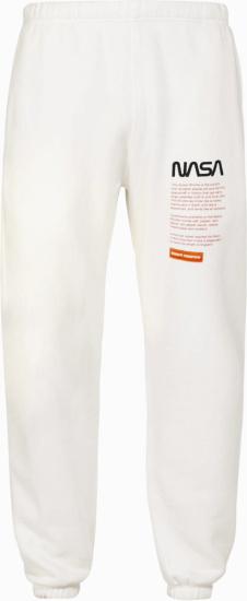 Heron Preston White Nasa Sweatpants