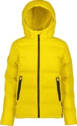 Huffer Yellow Puffer Jacket