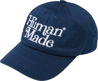 Human Made X Girls Dont Cry Navy Hat
