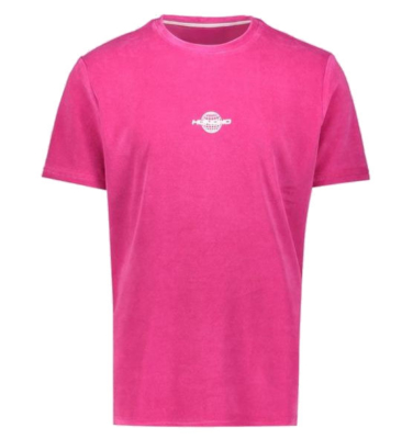 Huncho T Shirt With Globe Worn By Quavo
