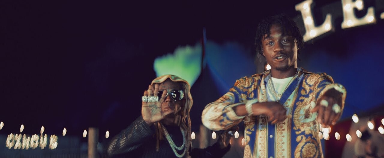 Inc Style Cover Image For Lil Wayne And Lil Tjay Leaked Remix Music Video