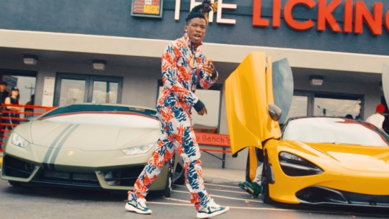 Incoporated Style Cover Image For Hotboii No Limit Music Video