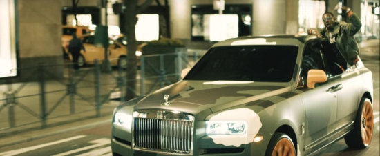 Incorporated Style Cover For Young Dolph Crashin Out Music Video