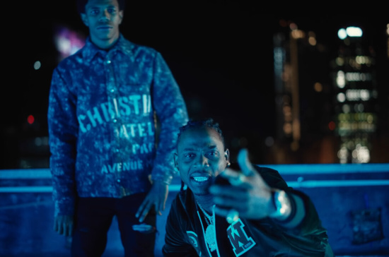 Incorporated Style Cover Iamge For Flipp Dinero A Boogie No No No Music Video