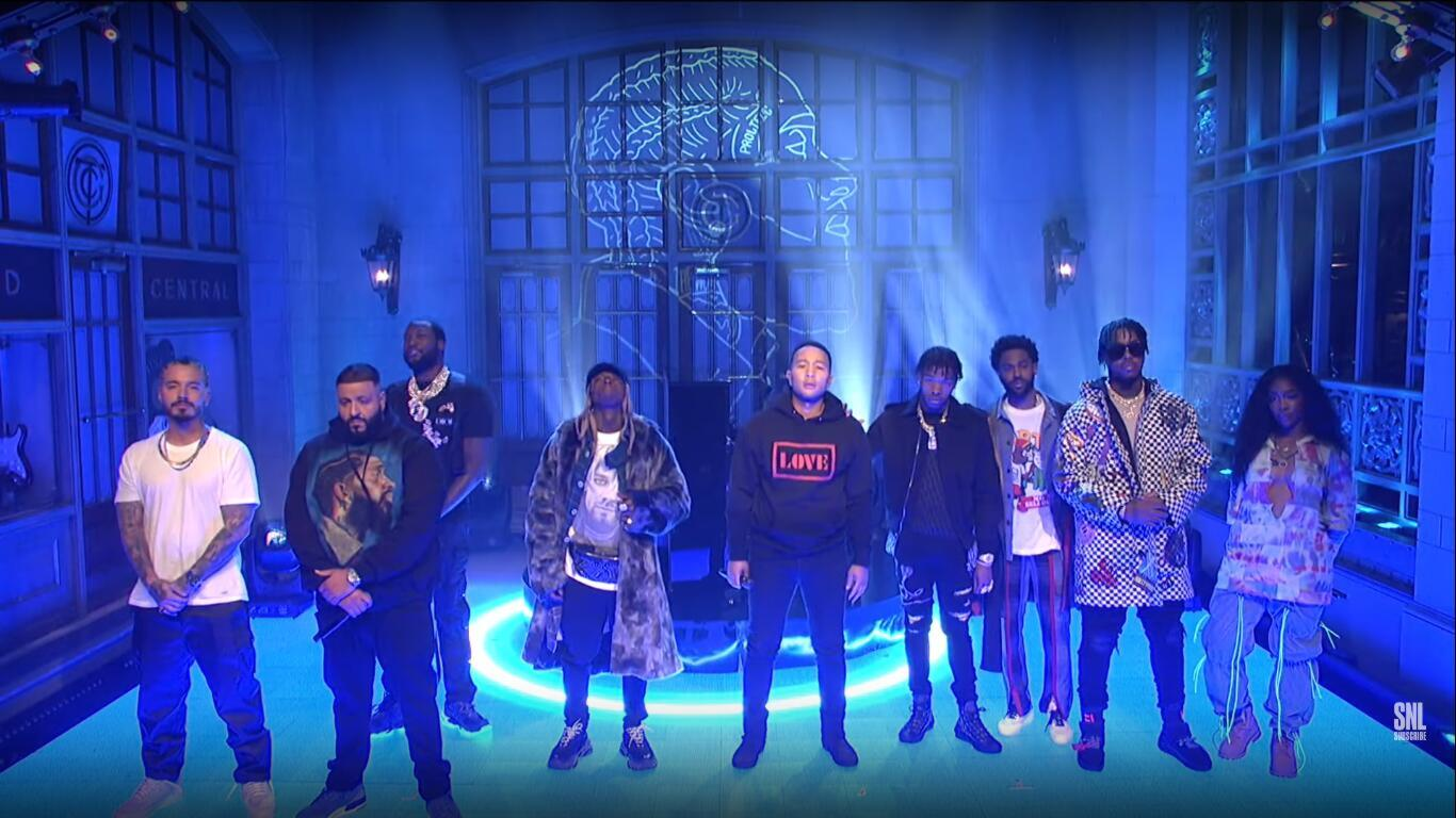 Incorporated Style Cover Image Dj Khaled On Saturday Night Live Part 2