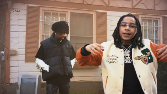 Incorporated Style Cover Image For 21 Savage Ybn Nahmir Opp Stoppa Music Video