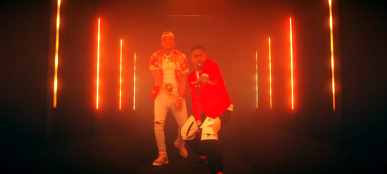 Incorporated Style Cover Image For Blac Youngsta Moneybagg Yo Super Hot Music Video