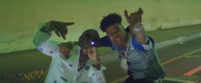 Incorporated Style Cover Image For Blueface Stop Cappin Music Video