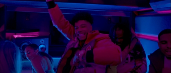 Incorporated Style Cover Image For Blueface Tour Music Video