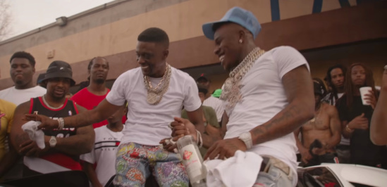 Incorporated Style Cover Image For Boosie Badazz And Dababy Period Music Video