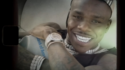 Incorporated Style Cover Image For Dababy Shut Up Music Video