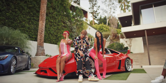 Incorporated Style Cover Image For Dj Khaled Drake Justin Bieber Popstar Music Video