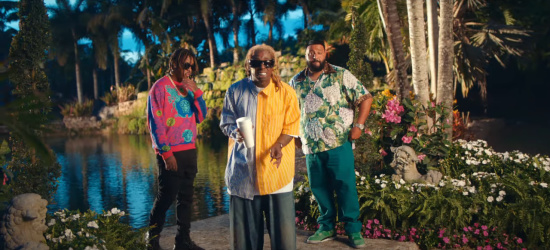 Incorporated Style Cover Image For Dj Khaled Jeremih And Lil Wayne Thankful Music Video