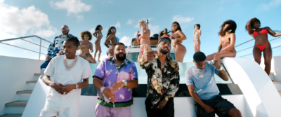 Incorporated Style Cover Image For Dj Khaled Lil Baby Roddy Ricch Bryston Tiller Body In Motion Music Video