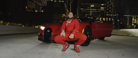 Incorporated Style Cover Image For El Alfa El Jefe Caso Bugatti Music Video