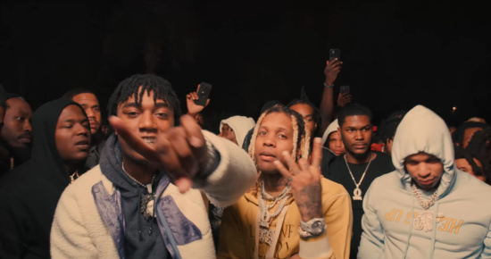 Incorporated Style Cover Image For Fredo Bang Lil Durk Top Music Video