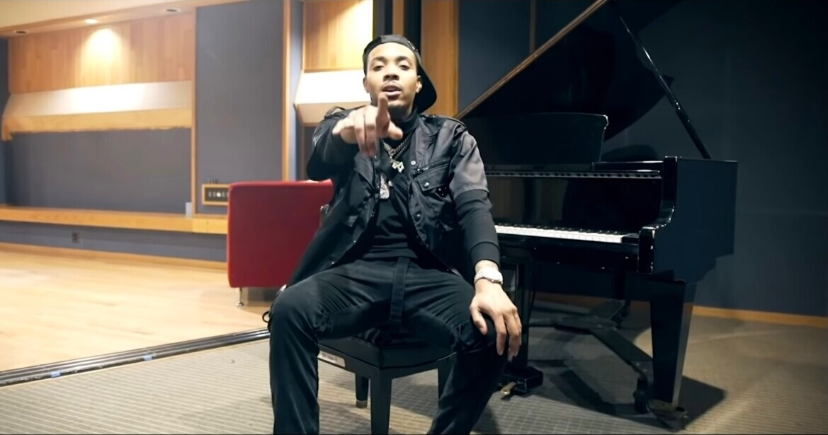 Incorporated Style Cover Image For G Herbo Sessions Music Video