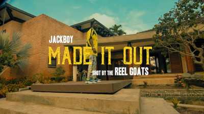 Incorporated Style Cover Image For Jackboy Made It Out Music Video