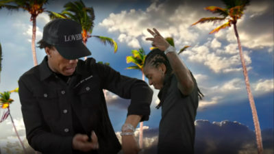 Incorporated Style Cover Image For Jacquees And Lil Baby Your Peace Music Video