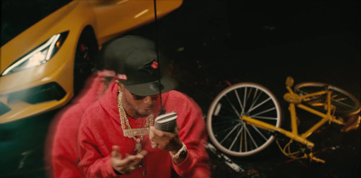 Incorporated Style Cover Image For Key Glock Off The Porch Music Video