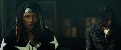 Incorporated Style Cover Image For King Von Polo G The Code Music Video