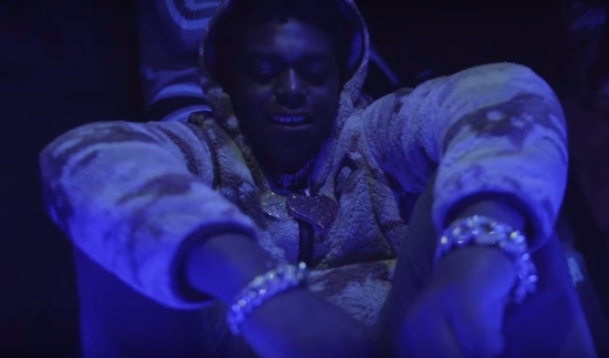 Incorporated Style Cover Image For Kodak Black Expeditiously Music Video