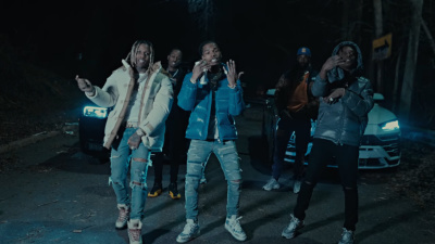 Incorporated Style Cover Image For Lil Durk Lil Baby Finesse Out The Gang Way Music Video