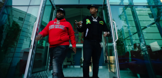 Incorporated Style Cover Image For Moneybagg Yo Big 30 Go Music Video