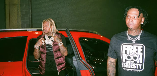 Incorporated Style Cover Image For Moneybagg Yo Lil Durk Est Gee Switches And Dracs Music Video