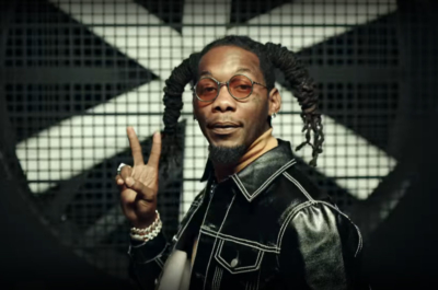 Incorporated Style Cover Image For Offset Clout Music Video