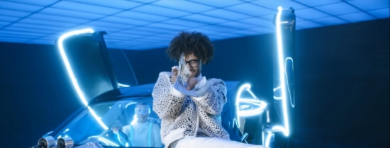 Incorporated Style Cover Image For Pnb Rock Go To Mars Music Video