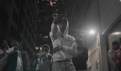 Incorporated Style Cover Image For Polo G 33 Music Video