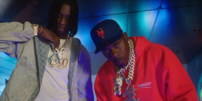 Incorporated Style Cover Image For Polo G And Dababy Party Lyfe Music Video
