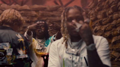 Incorporated Style Cover Image For Polo G Lil Durk And The Kid Lorai No Return Music Video