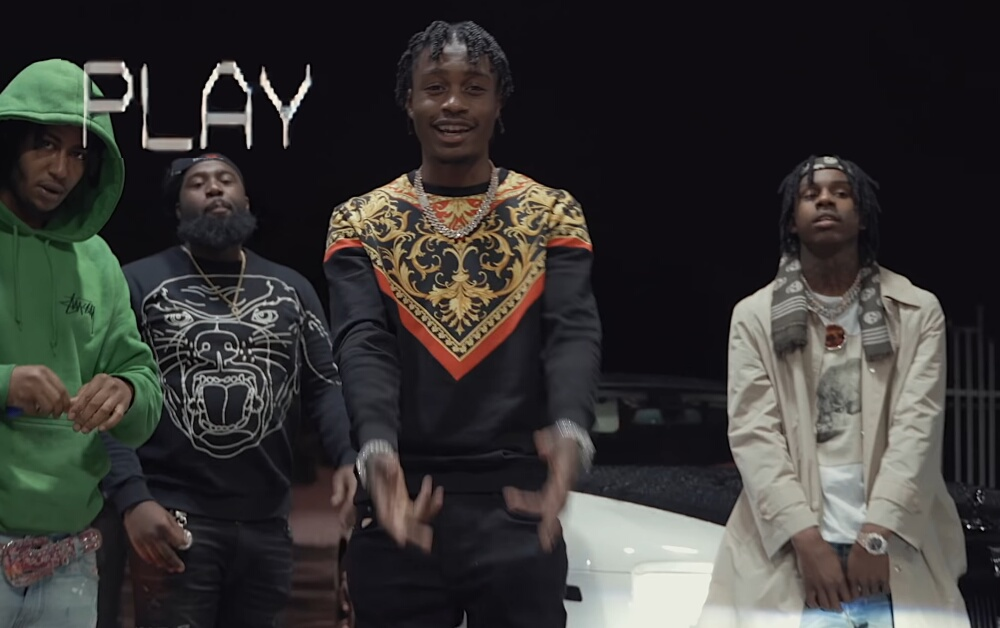Incorporated Style Cover Image For Polo G Lil Tjay First Place Music Video